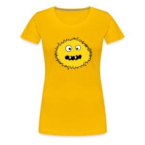 Monster - Frauen Premium T-Shirt