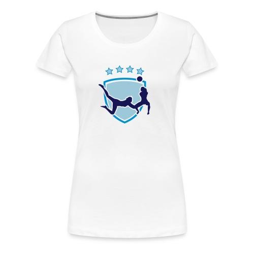 Volleyball - Frauen Premium T-Shirt