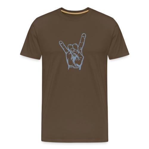Heavy - Camiseta premium hombre