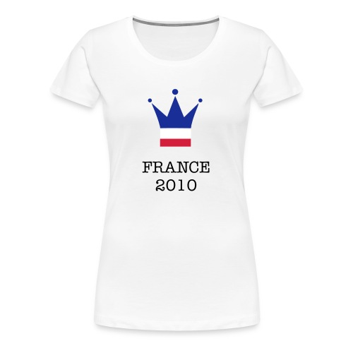 Womens - Crown - Women's Premium T-Shirt