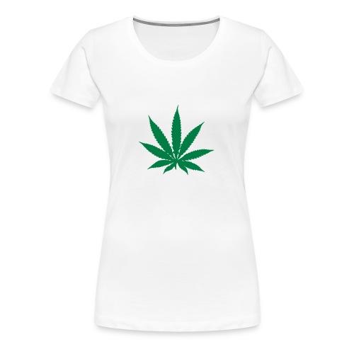 GRASS - T-shirt Premium Femme