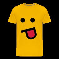 Tee shirts ~ T-shirt Premium Homme ~ Smiley :P Garçon