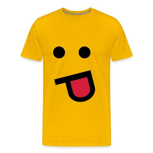 Smiley :P Garçon - T-shirt Premium Homme