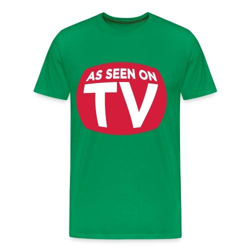 -- - Premium-T-shirt herr