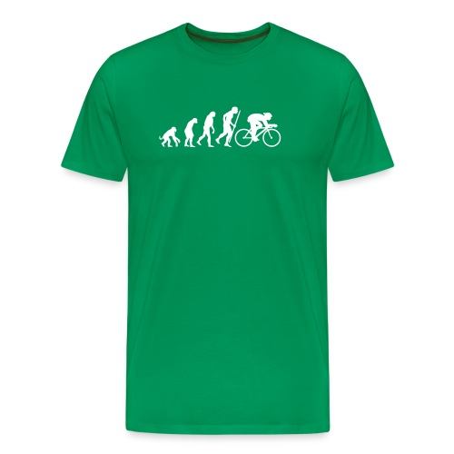 Classic Tee - Evolution In Motion - Men's Premium T-Shirt