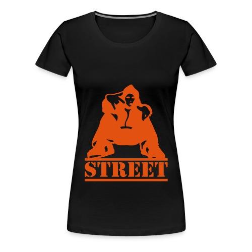 38 DISTRICT  ( FEMME ) - T-shirt Premium Femme