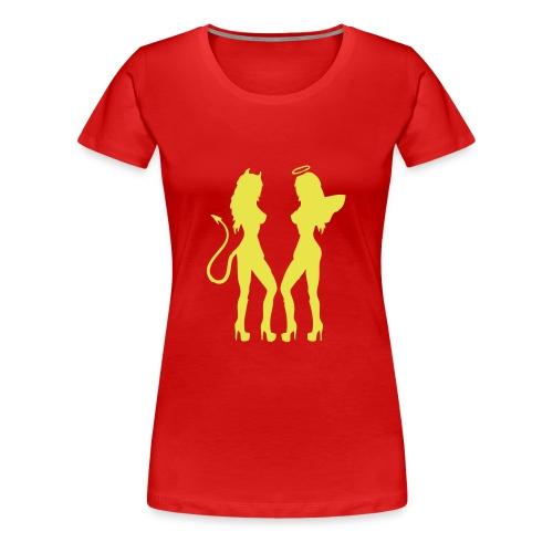 Sexydevils. - Premium-T-shirt dam