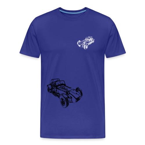 Double Caterham - Men's Premium T-Shirt