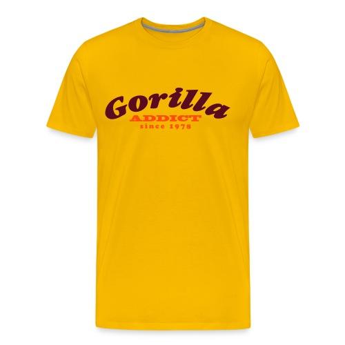Sunny Gogo Addict - T-shirt Premium Homme