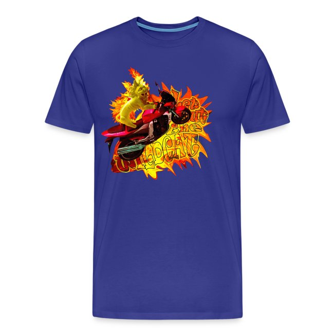 Let out the wildcat 2, t-shirt