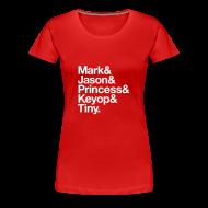 T-Shirts ~ Women's Premium T-Shirt ~ Always 5, Acting as 1