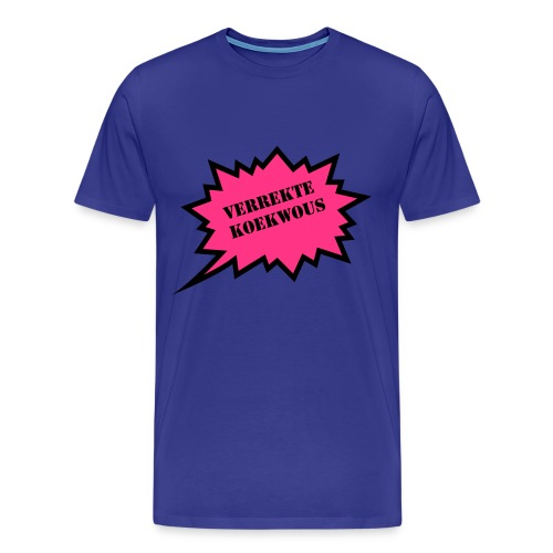 koekwous - Mannen Premium T-shirt
