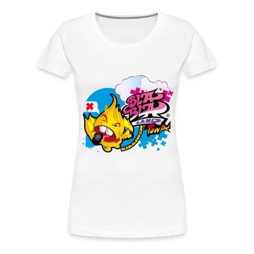 Tshirt BBL Toys'powa (fille) - T-shirt Premium Femme