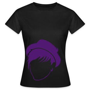Girlieshirt - Head - Frauen T-Shirt