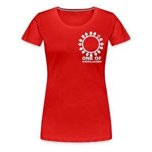 Tshirt We're - T-shirt Premium Femme