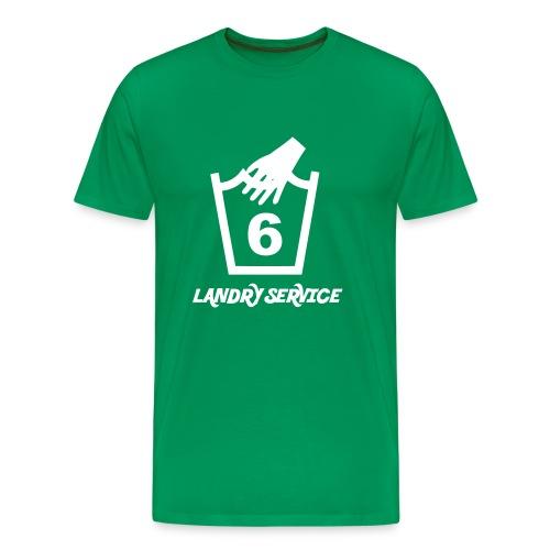 Landry Service - Men's Premium T-Shirt