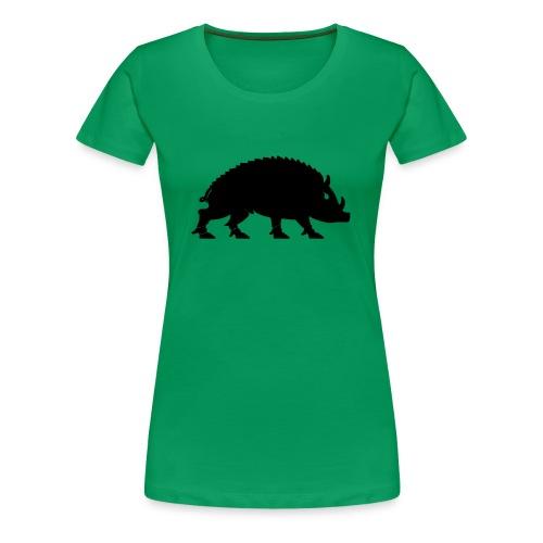 La bestia nera - Maglietta Premium da donna
