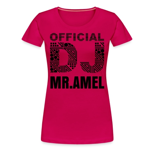 MR.AMEL Girlieshirt - Frauen Premium T-Shirt