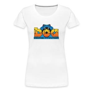 boa Shirt Kurzarm Damen - Frauen Premium T-Shirt