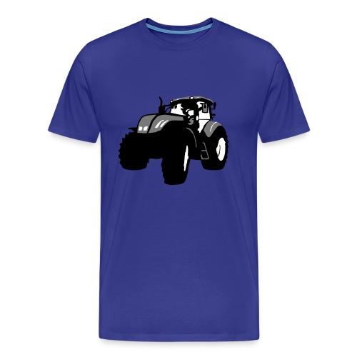 Valtra herreskjorte - Premium T-skjorte for menn