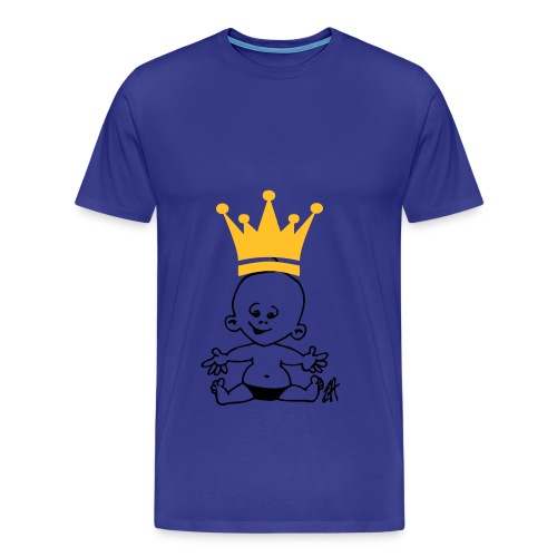 Koninginnedag T-shirt - Mannen Premium T-shirt