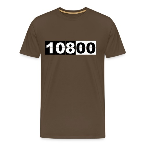 Camiseta Lost, Reloj de la escotilla cisne - chico manga corta - Camiseta premium hombre