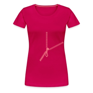 Zip - Women's Premium T-Shirt