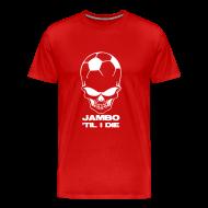 T-Shirts ~ Men's Premium T-Shirt ~ Jambo 'Til I Die