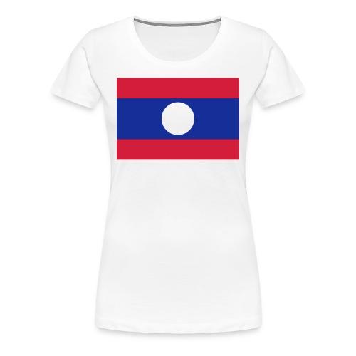laos 14 - T-shirt Premium Femme