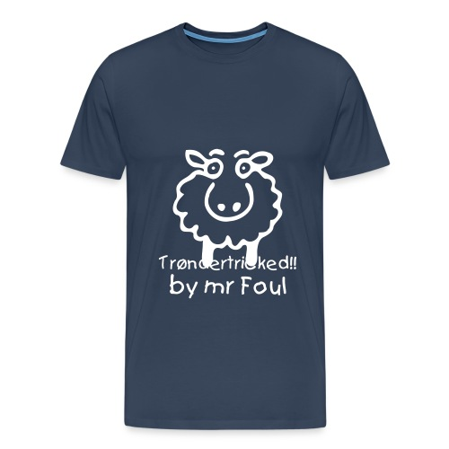 Fzouls sheepshaggingshirt! XXXL!!! FOR YOU AND YOUR SHEEP! - Men's Premium T-Shirt