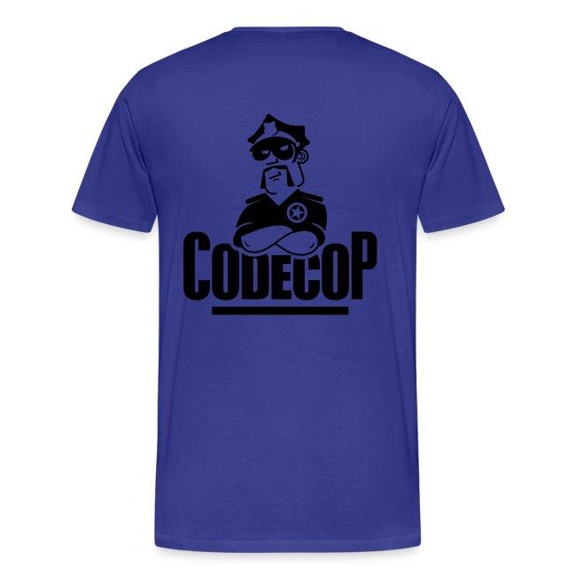 Code Cop, 'Reversed Blue Michael'