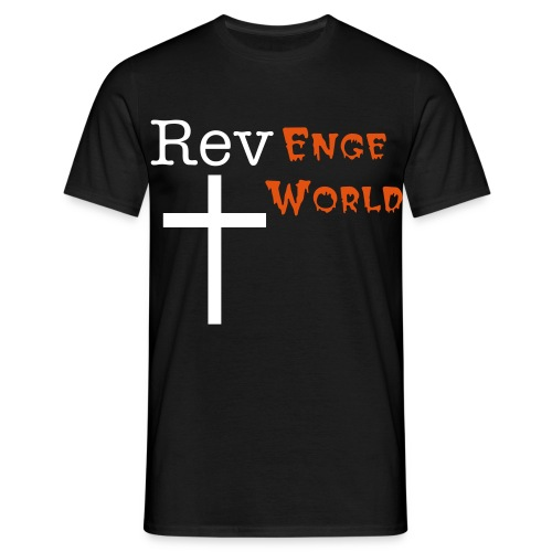 REV.enge World Special T-shirt - Camiseta hombre