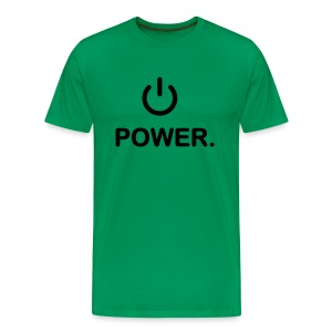 Men's T-shurt POWER - Men's Premium T-Shirt
