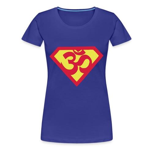 SuperAum - Women's Premium T-Shirt