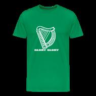 T-Shirts ~ Men's Premium T-Shirt ~ Glory Glory