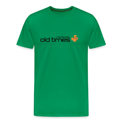 Cold Blooded Old Times - Men's Premium T-Shirt