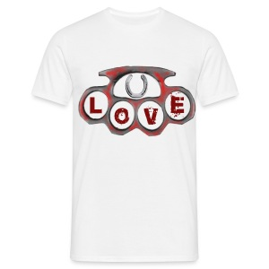 Love You - T-shirt Homme