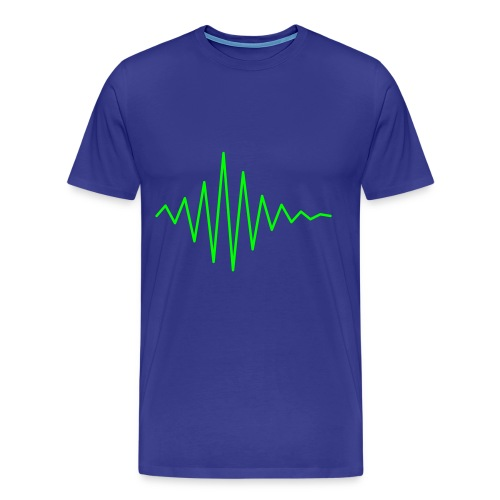 Pulse - Men's Premium T-Shirt