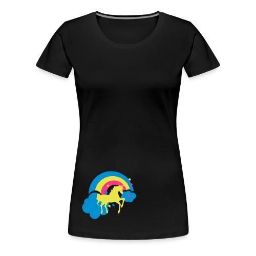 Somewhere over the Rainbow - Women's Premium T-Shirt