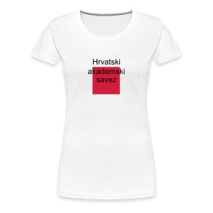 HAS T-Shirt - Frauen Premium T-Shirt