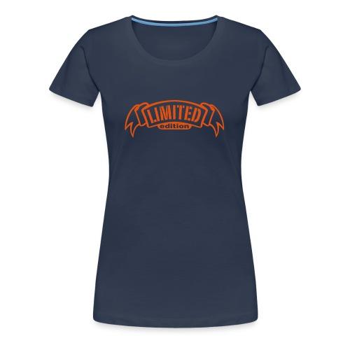 Limited Edition - Camiseta premium mujer
