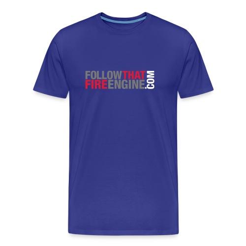 FTFE Blue Classic T-shirt - Men's Premium T-Shirt