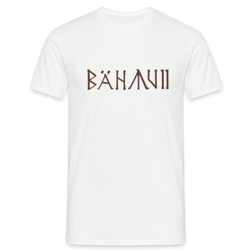 Der BähMull - Männer T-Shirt