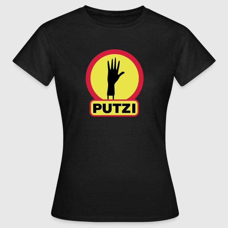 Chocolate Putzi © T-Shirts - Frauen T-Shirt