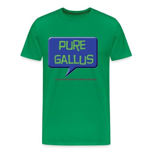 Pure gallus - Men's Premium T-Shirt