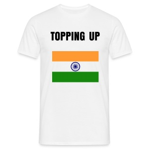 TOPPING UP - Men's T-Shirt