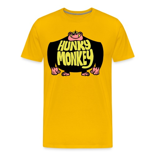 Hunky Monkey - Men's Premium T-Shirt