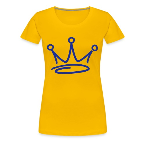 GET BUSY BRIGHT LADY - Women's Premium T-Shirt