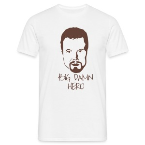 Jayne - Big Damn Hero - Men's T-Shirt