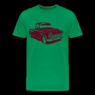 T-Shirts ~ Männer Premium T-Shirt ~ ts-chevyhotrod